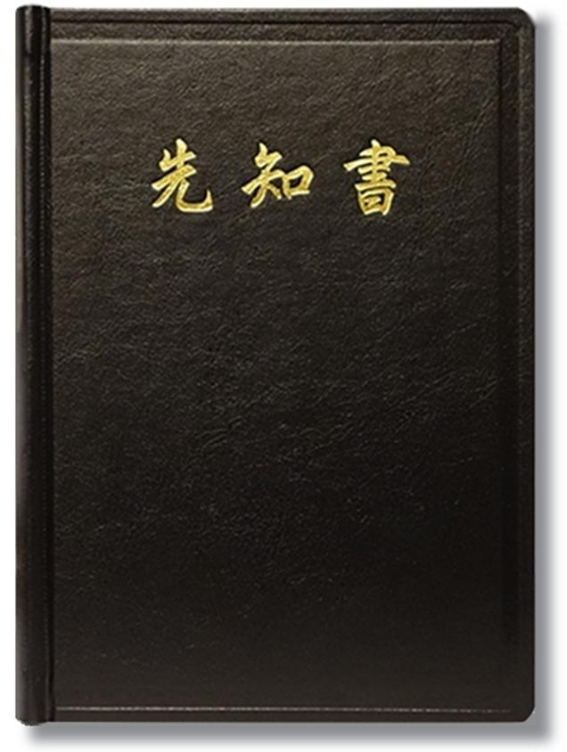 聖經單行本-先知書