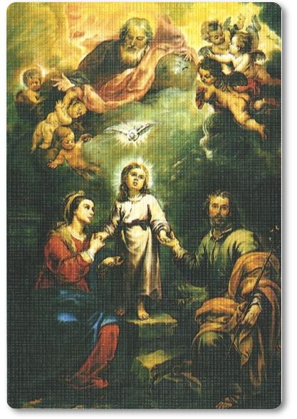 卡片-天主經